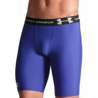 Men's UA HeatGear Compression Shorts Bottoms by Under Armour