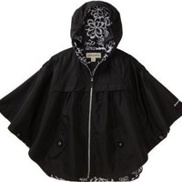London Fog Girls 7-16 Poncho Jacket