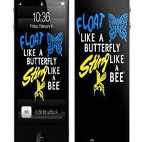 MusicSkins Muhammad Ali Butterfly Bee iPhone 44S Skin : Karmaloop.com - Global Concrete Culture