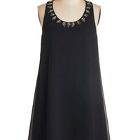 ModCloth Sleeveless Tent Take the Dance Floor Dress