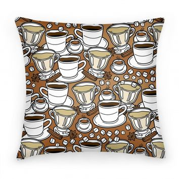 Coffee, Tea and Espresso Pattern