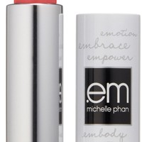 em michelle phan Lip Gallery Creamy Color Classic Lipstick, Cuddle Up Pink