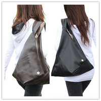 Women Rice Dumpling Shoulder Backpacks