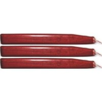 Brick Red Pearl Waterstons Scottish Traditional Sealing Wax (With Wick) - 3 Sticks