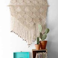 Magical Thinking Woven Wall Hanging- Neutral One