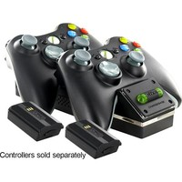 Nyko - Charge Base 360 Dual-Port Controller Charging System for Xbox 360