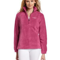 Columbia Women`s Benton Springs Half Zip Fleece
