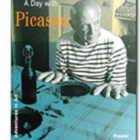 A Day With Picasso Book  Accessories et al. | The J. Peterman Company $15