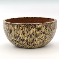 Mahogany & Coconut Bowl - Artisan Connect