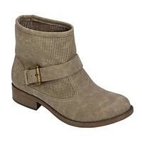 Dream Out Loud by Selena Gomez Women's Boot Eastwood - Taupe