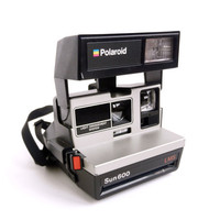 Vintage Polaroid Sun 600 Series Land Camera by MaejeanVINTAGE