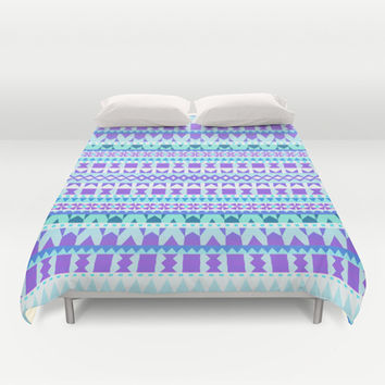 Mix #516 Duvet Cover by Ornaart