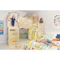 CedarWorks - Rhapsody Indoor Play Systems Rhapsody 6 - Children's Playrooms - Modenus Catalog