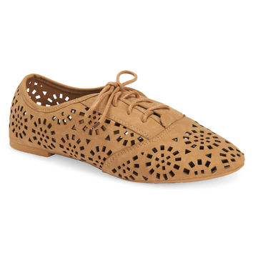Perf Oxford Shoe
