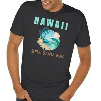 HAWAII Graphic TEE