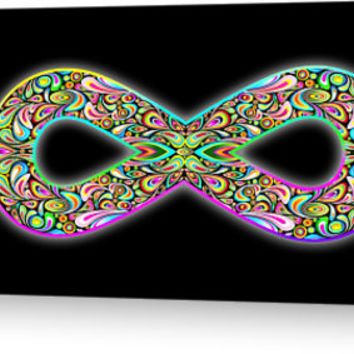 Infinity Psychedelic Symbol