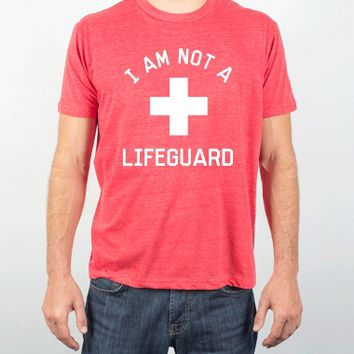 I am Not A Lifeguard