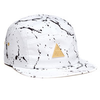 HUF - SPLATTER METAL TRIANGLE VOLLEY // WHITE