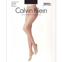 Matte Ultra-sheer Control Top Pantyhose