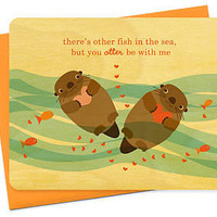 Night Owl Paper Goods|Cards by Occasion|Everyday Love|otter love