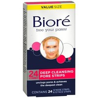 Biore Deep Cleansing Pore Strips, Combo
