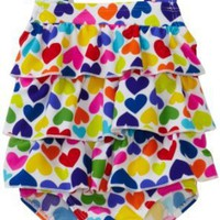 Carter's Baby-girls Infant 1 Piece Heart Swimsuit