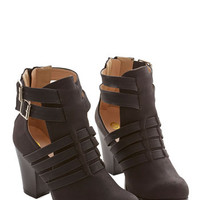 ModCloth Urban Day-to-Night Delight Bootie