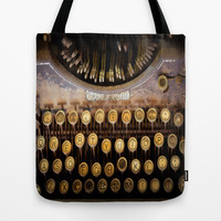 The Wordsmith Tote Bag by The Dreamery | Society6