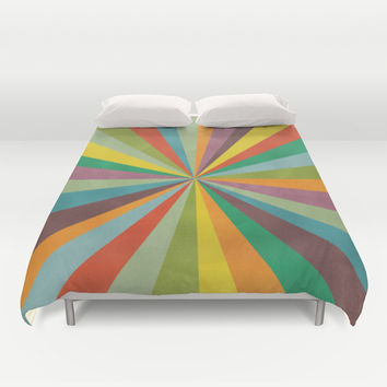 Primordial Duvet Cover by Nick Nelson | Society6
