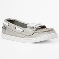Roxy Ahoy Distressed Metallic Shoe - Women's Shoes | Buckle