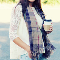 Early Autumn Scarf