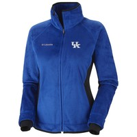 Columbia Sportswear Kentucky Wildcats Pearl II Plush Fleece Jacket - Women's