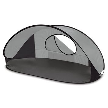 SheilaShrubs.com: Manta Sun Shelter - Grey 113-00-105-000-0 by Picnic Time : Camping Tents & Shelters