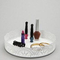 UrbanOutfitters.com &gt; Cut Lace Vanity Tray