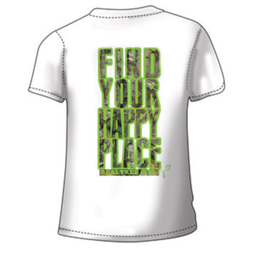 Realtree Girl Xtra Happy Place Classic T-Shirt