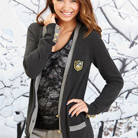 dELiAs &gt; Kara Varsity Cardigan &gt; clearance &gt; sweaters