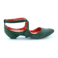 Irregular Choice | Womens | Flats | Duke the 2nd