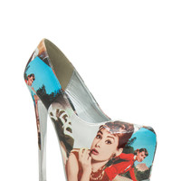 Screen Legend Faux Patent Platforms