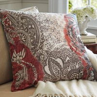 Helena Printed Pillow Cover
