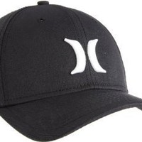Hurley Men's One And Only Black New Era Cap