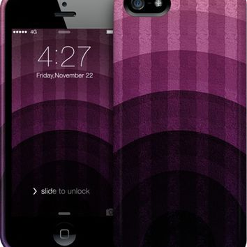 Purple shapes iPhone Cases & Skins by VanessaGF | Nuvango