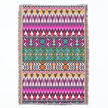 Mix - Tribal Pattern Throw Blanket