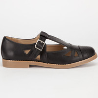 Soda Hayme Womens Shoes Black  In Sizes