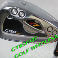 TaylorMade R7 CGB Max 2008 Golf Irons Set--GTBSHOP Wholesale Retail Golf Clubs,Tennis Racquets,Badminton Clubs,Bags,Online Shop-Oh Yeah Mall(Wholesale golf sets)