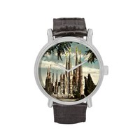 Wrist Watch - Barcelona - Sagrada Familia