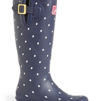 Joules 'Wellyprint' Rain Boot (Women)