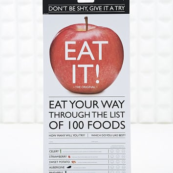 Eat It Chart - Urban Outfitters