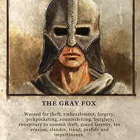 Wanted: The Gray Fox