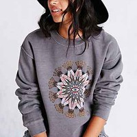 OBEY Eye Mandala Pullover Sweatshirt - Urban Outfitters