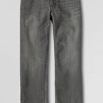 Boys' Iron Knee® Classic Fit Colored Jeans from Lands' End